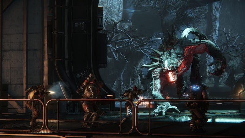 Evolve Stage 2 release and it's free to play