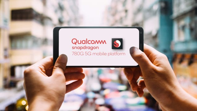 Qualcomm s New Snapdragon 780G Brings Flagship Features to Mid-Range Phones