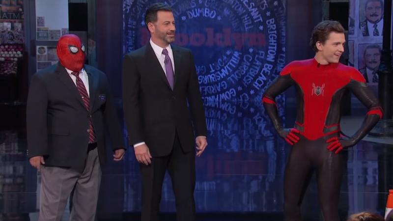 Yo, Avengers 4 looks weird.