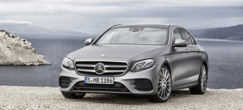 2017 Mercedes-Benz E-Class: This Is It