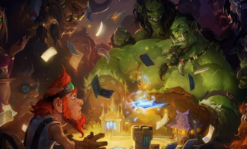 Illustration for article titled Hearthstone Devs Want To Be More Open, But Are Worried About Harassment