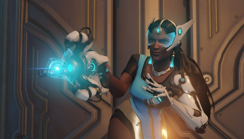 Illustration for article titled Overwatch's Symmetra Is Getting A 'Dramatic' Overhaul