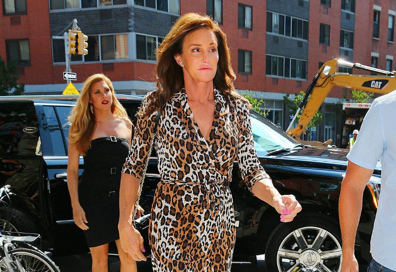 Illustration for article titled Classy Rental Car Company Invites Caitlyn Jenner to 'Try This Crossover'