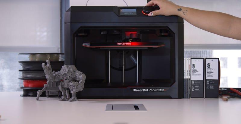Images: Makerbot