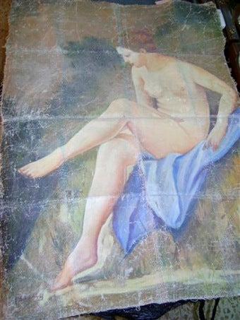 Illustration for article titled Police Recover Stolen Nude