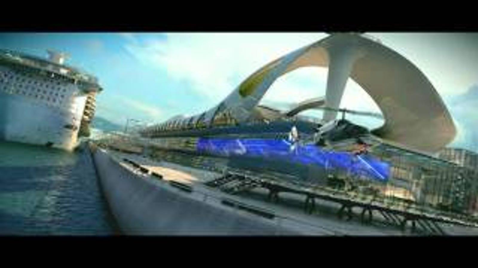 La increíble metamorfosis del antiguo aeropuerto de Hong Kong