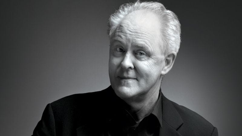 Illustration for article titled John Lithgow
