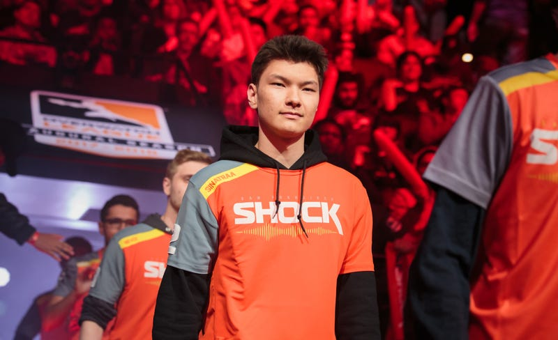 Illustration for article titled San Francisco Shock Complete Overwatch League's First-Ever Perfect Stage