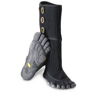 Illustration for article titled Vibram Five Finger Boots for Cold Weather