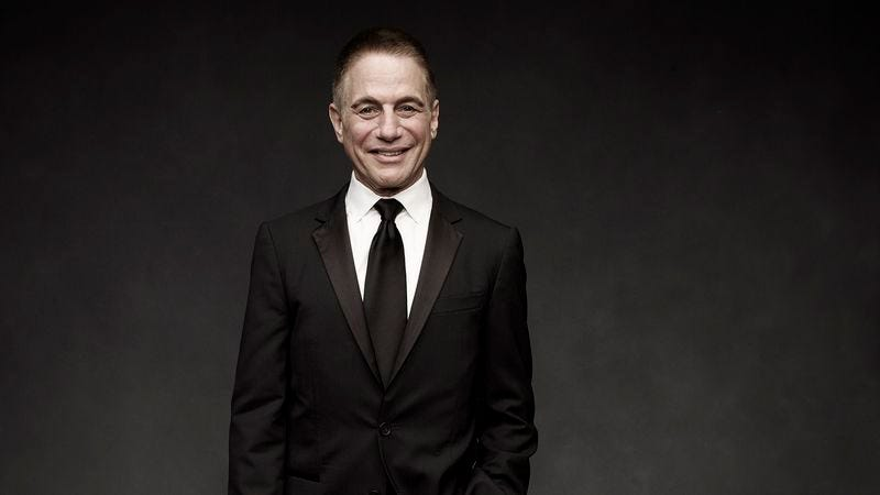 Tony Danza, Hollywood's last over-60 male. (Photo: Getty Images)