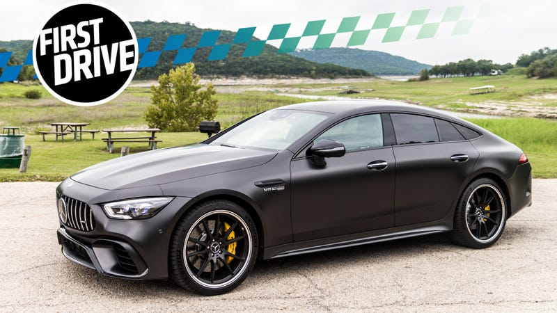 The 2019 Mercedes Amg Gt 63 S 4 Door Gives Porsche Panamera A Run For Its Money