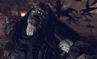 Illustration for article titled Gears Of War Movie Brings Life To Alien Subculture