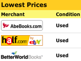 Illustration for article titled Textbook Price Comparison Helps You Find the Cheapest Textbooks