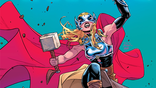 Illustration for article titled Thor Is Selling More Comics As A Woman