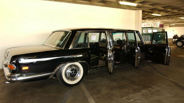 the ten craziest head of state cars. Black Bedroom Furniture Sets. Home Design Ideas