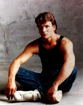 Patrick Swayze Probably Won't Beat His Cancer, But You ...