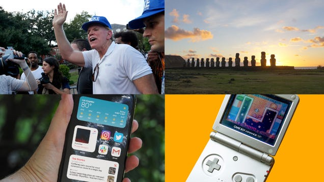 Why David Duke Is Allowed on Twitter, Polynesia and iOS 14: Best Gizmodo Stories of the Week