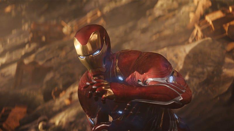 Illustration for article titled Todo lo que has oído que sale en las primeras escenas emitidas de Avengers 4 es falso