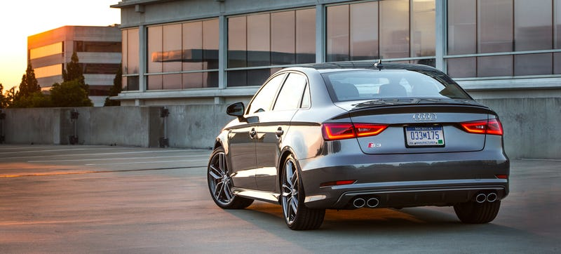 Illustration for article titled The New Audi S3 Could Get A Manual After All In America