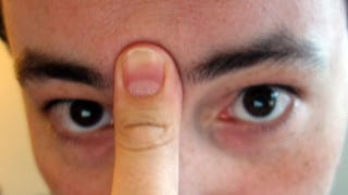 Clear Your Sinuses in 20 Seconds with Your Tongue and Your Thumb