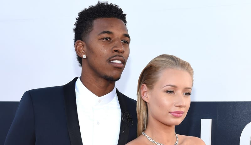 Illustration for article titled Nick Young's Pregnant Ex Doesn't Give a Damn About Iggy Azalea