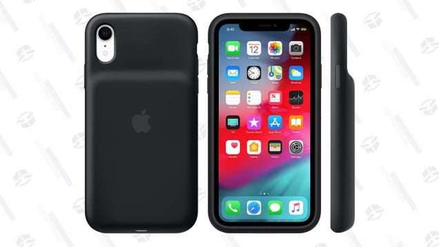 Save $27 Off an iPhone XR Smart Battery Case