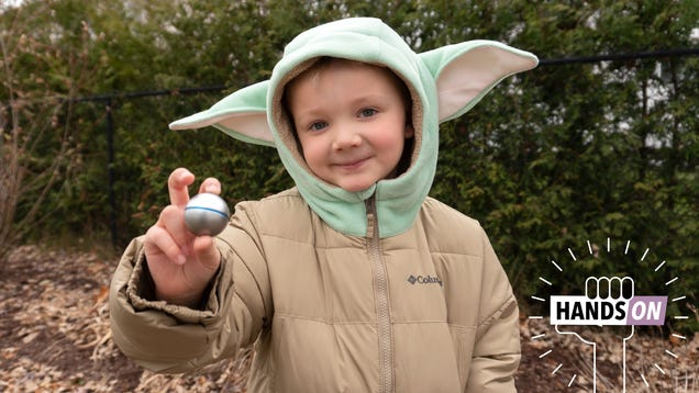 Mandalorian Winter Gear Lets You Dress the Child or Your Child as the Child