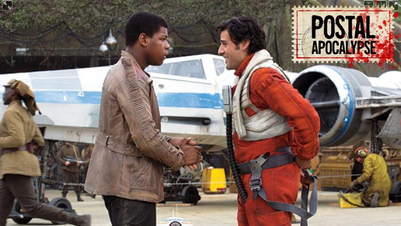 Illustration for article titled Will Disney Ever Let The Force Awakens' Finn and Poe Be a Couple?