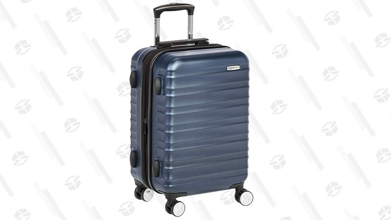 "AmazonBasics 20"" Spinner Carry-On 