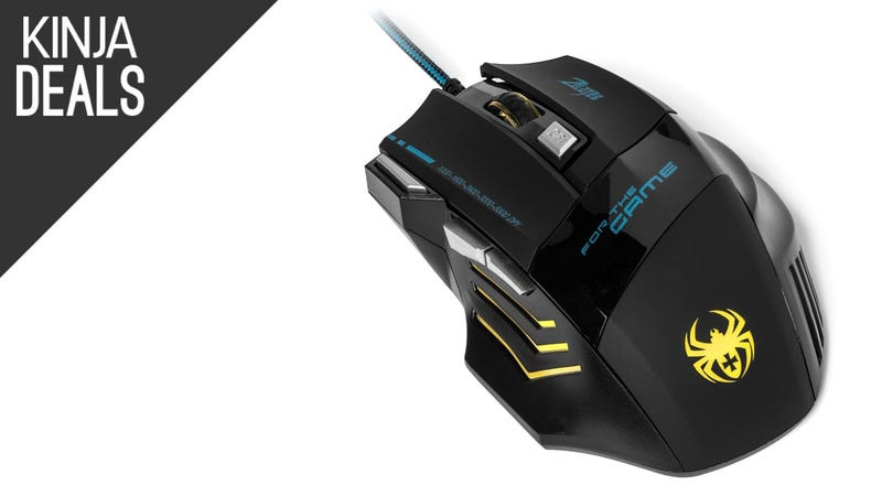 Illustration for article titled This $10 Gaming Mouse is Perfect for the Occasional PC Gamer
