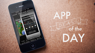 Illustration for article titled Daily App Deals: Get NOAA Weather Radio for iPhone for 50% Off in Today's App Deals