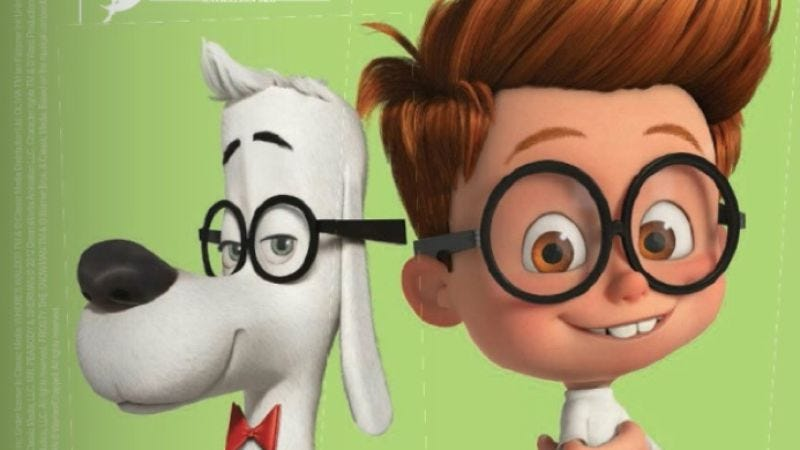 Illustration for article titled Stephen Colbert and Allison Janney lend their adult-soothing voices to Mr. Peabody And Sherman update