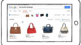 Illustration for article titled Google Shopping Adds Visually Similar Items, 360-Degree Views, and More