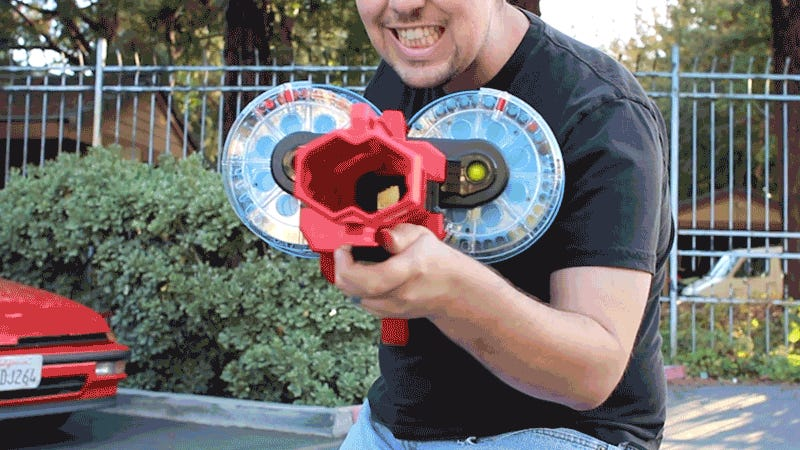 BOOMco Colossal Blitz: Now the Most Badass Dart Gun Doesn't Come From Nerf