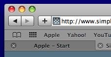 Illustration for article titled Put Safari 4 Beta's Tabs Back