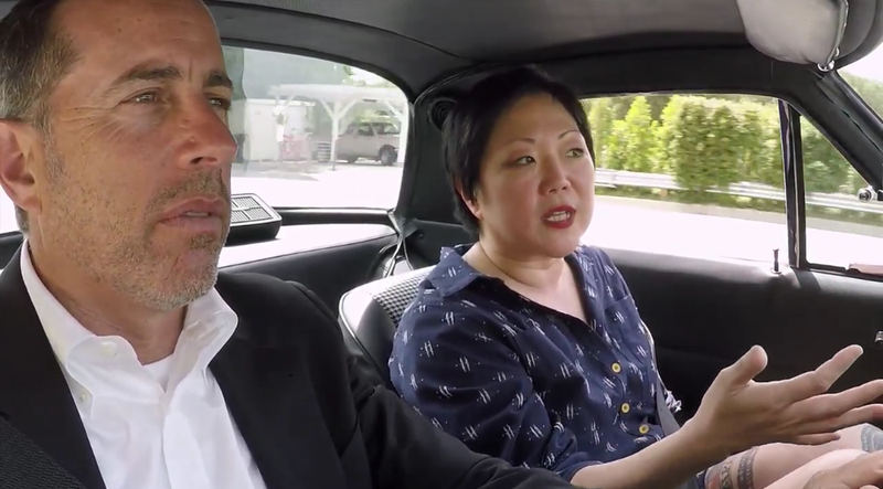 Illustration for article titled Margaret Cho's Episode Of Comedians In Cars Getting CoffeeIs FuckingHeavy