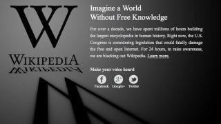 Illustration for article titled Rusia ordena vetar la Wikipedia al no conseguir borrar una página en concreto