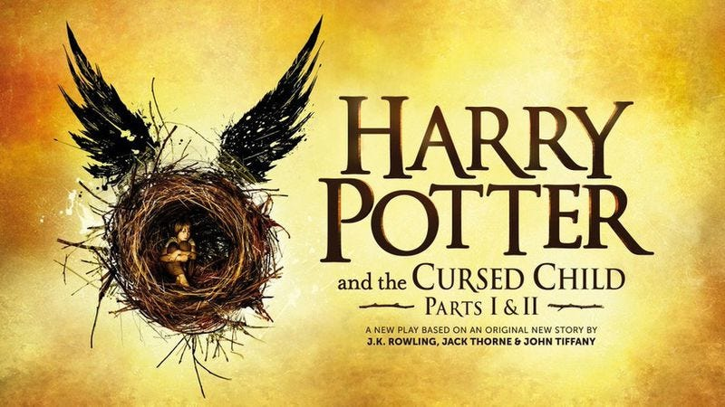 Illustration for article titled Harry Potter's adulthood sounds like a major bummer in The Cursed Child