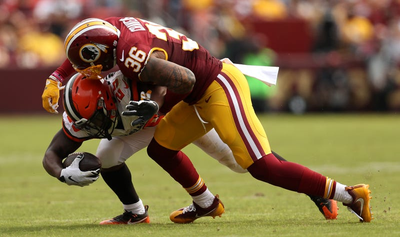 Redskins' Su'a Cravens reportedly pondering retirement at 22