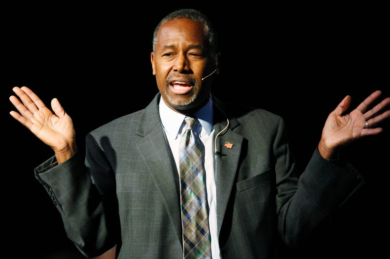 Illustration for article titled Ben Carson Releases 60-Second Rap Track, Rhymes 'Carson' With 'Awesome'