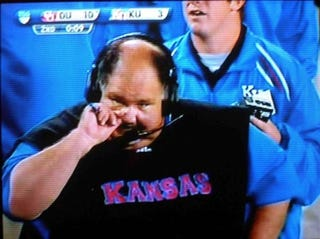Illustration for article titled Mark Mangino, Your Photo Gallery