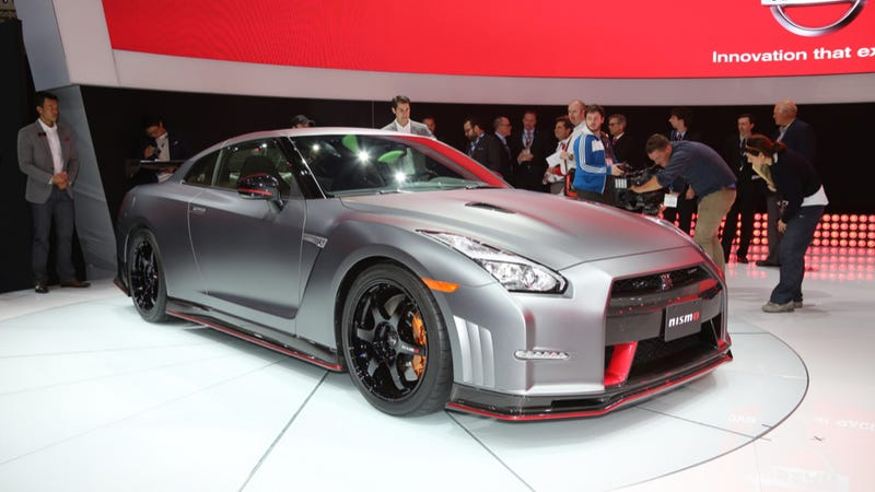 Illustration for article titled The Bonkers Nissan GT-R Nismo Will Cost You Just $151,585
