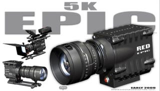 Illustration for article titled RED Launches 5K RED EPIC Flagship Camera