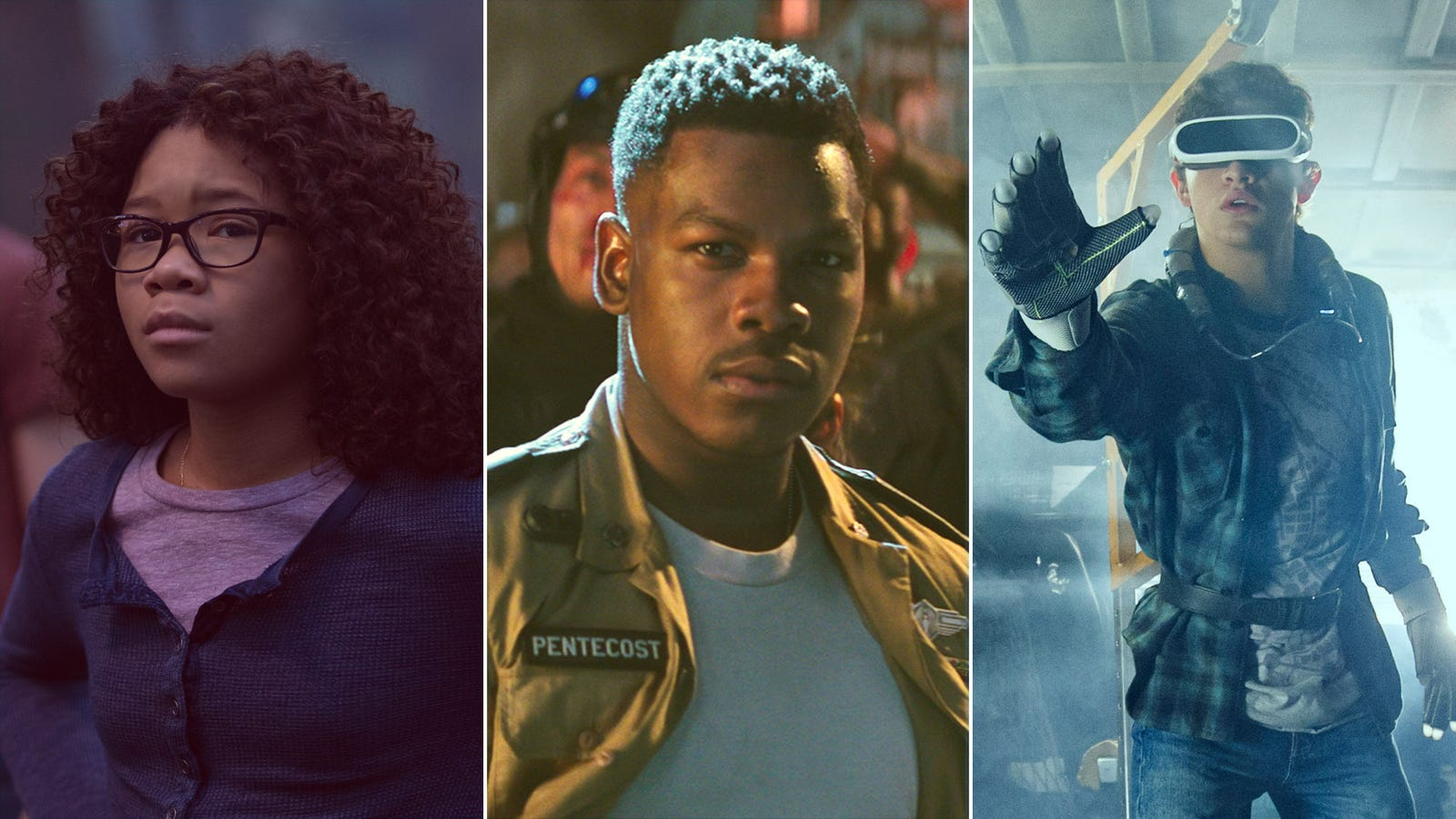Wrinkles in time, iron giants, ready players: 28 movies coming this ...