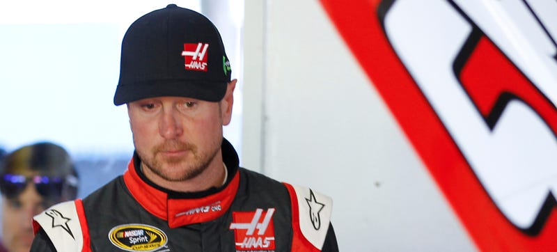 Illustration for article titled Kurt Busch Indefinitely Suspended; Court Rules He 'Likely' Attacked Ex