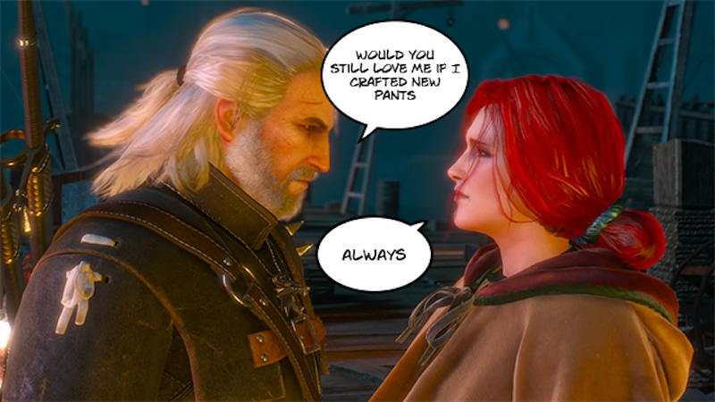 Tips for playing the witcher 3 wild hunt the witcher 3 wild hunt is a great game filled with small choices which kind of sword do you use which king or emperor do you support solutioingenieria Gallery