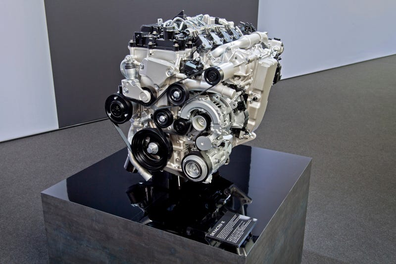 Mazda's 'Holy Grail' Of Gasoline Engines Is Completely Fascinating