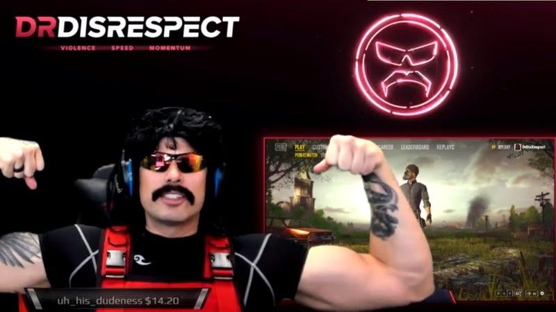 dr disrespect - photo #13