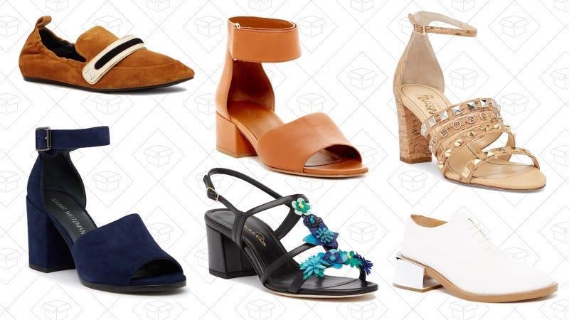 Up to 75% off designer shoes   Nordstrom Rack