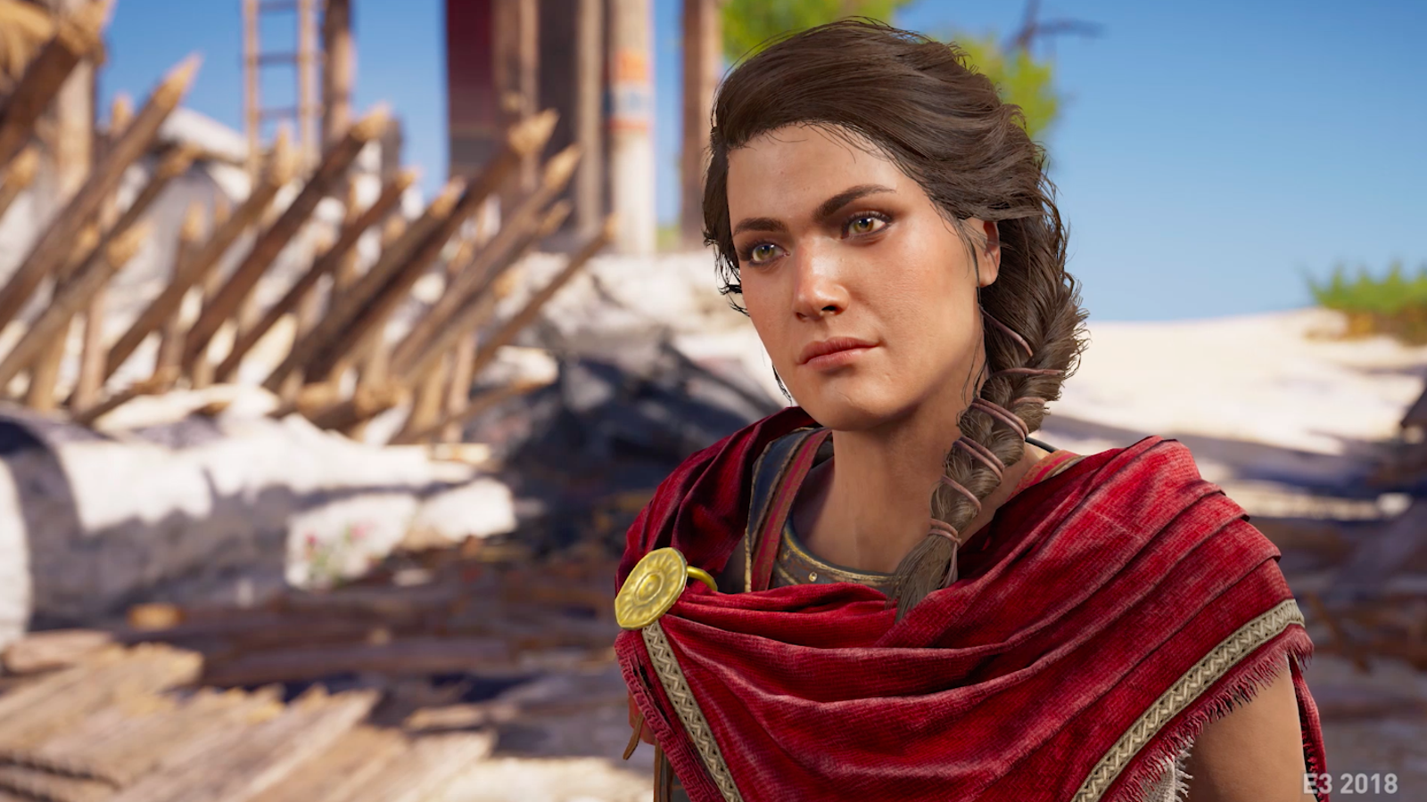 Everything We Learned About Assassin's Creed Odyssey After ...